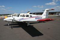 N580CP @ LAL - Piper PA-44