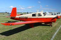 N1231W @ I74 - MERFI fly-in, Urbana, Ohio - by Bob Simmermon