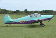 G-CCCJ @ EGBK - Visitor to the 2009 Sywell Revival Rally