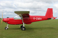 G-ZARV @ EGBK - Visitor to the 2009 Sywell Revival Rally