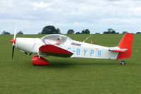 G-BYPR @ EGBK - Visitor to the 2009 Sywell Revival Rally