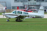 G-BCPN @ EGBK - Visitor to the 2009 Sywell Revival Rally