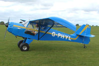 G-PHYL @ EGBK - Visitor to the 2009 Sywell Revival Rally