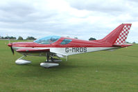 G-MRDS @ EGBK - Visitor to the 2009 Sywell Revival Rally