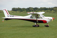 G-BZAP @ EGBK - Visitor to the 2009 Sywell Revival Rally