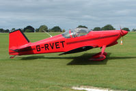 G-RVET @ EGBK - Visitor to the 2009 Sywell Revival Rally