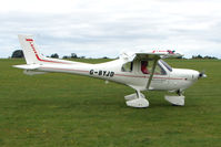 G-BYJD @ EGBK - Visitor to the 2009 Sywell Revival Rally