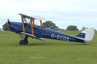 G-ECDS @ EGBK - Visitor to the 2009 Sywell Revival Rally
