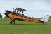 G-AANL @ EGBK - Visitor to the 2009 Sywell Revival Rally