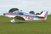 F-BLDC @ EGBK - Visitor to the 2009 Sywell Revival Rally