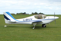 G-BVUV @ EGBK - Visitor to the 2009 Sywell Revival Rally