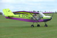 G-BZGF @ EGBK - Visitor to the 2009 Sywell Revival Rally