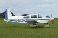 G-BXOX @ EGBK - Visitor to the 2009 Sywell Revival Rally