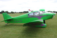 G-BAEE @ EGBK - Visitor to the 2009 Sywell Revival Rally
