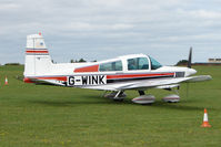 G-WINK @ EGBK - Visitor to the 2009 Sywell Revival Rally