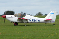 G-EMIN @ EGBK - Visitor to the 2009 Sywell Revival Rally
