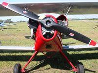 N14059 @ I74 - MERFI fly-in, Urbana, Ohio - by Bob Simmermon