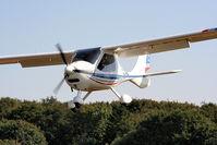 G-CENE @ X3OT - Staffordshire Aero Club's 25th anniversary fly-in - by Chris Hall