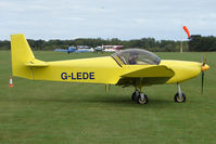 G-LEDE @ EGBK - Visitor to the 2009 Sywell Revival Rally
