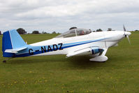 G-NADZ @ EGBK - Visitor to the 2009 Sywell Revival Rally