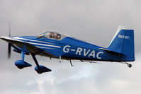G-RVAC @ EGBK - Visitor to the 2009 Sywell Revival Rally
