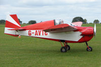 G-AVTC @ EGBK - Visitor to the 2009 Sywell Revival Rally