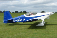 G-ORVG @ EGBK - Visitor to the 2009 Sywell Revival Rally
