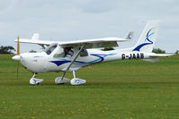 G-JAAB @ EGBK - Visitor to the 2009 Sywell Revival Rally