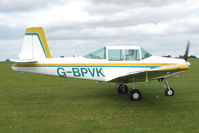 G-BPVK @ EGBK - Visitor to the 2009 Sywell Revival Rally