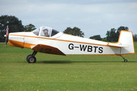 G-WBTS @ EGBK - Visitor to the 2009 Sywell Revival Rally