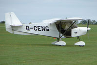 G-CENG @ EGBK - Visitor to the 2009 Sywell Revival Rally
