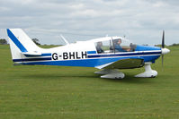 G-BHLH @ EGBK - Visitor to the 2009 Sywell Revival Rally