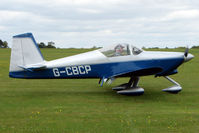 G-CBCP @ EGBK - Visitor to the 2009 Sywell Revival Rally