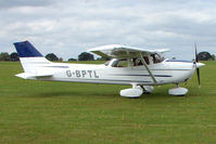 G-BPTL @ EGBK - Visitor to the 2009 Sywell Revival Rally