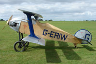 G-ERIW @ EGBK - Visitor to the 2009 Sywell Revival Rally