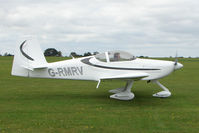 G-RMRV @ EGBK - Visitor to the 2009 Sywell Revival Rally
