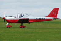 G-TECS @ EGBK - Visitor to the 2009 Sywell Revival Rally