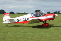 G-BCLU @ EGBK - Visitor to the 2009 Sywell Revival Rally