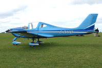 G-RAYZ @ EGBK - Visitor to the 2009 Sywell Revival Rally