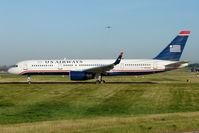 N942UW @ EGBB - US Air B757 at Birmingham UK