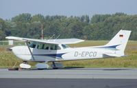 D-EPCO @ EDBH - Cessna R.172K Hawk XP at Stralsund/Barth airport