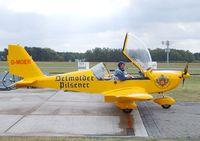 D-MOER @ EDLO - Evektor EV-97 Eurostar at Oerlinghausen airfield - by Ingo Warnecke