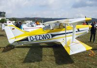 D-EZWO @ EDLO - Funk (Siek) FK-12 Comet (with Wankel engine) at the 2009 OUV-Meeting at Oerlinghausen airfield
