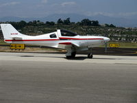 N102M @ CMA - 2002 Wood LANCAIR 320 'The Bullet', Lycoming IO-320, taxi - by Doug Robertson