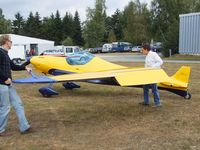 D-MTMH @ EDLO - Silence Twister prototype at the 2009 OUV-Meeting at Oerlinghausen airfield - by Ingo Warnecke
