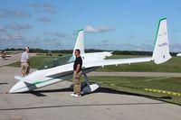 N10NG @ I74 - MERFI fly-in, Urbana, Ohio - by Bob Simmermon