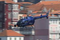 HB-ZJF - Red Bull Air Race Porto 2009 - Messerschmitt BO105 S - by Juergen Postl