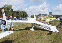 D-EEEZ @ EDLO - Rutan (Krauss) VariEze at the 2009 OUV-Meeting at Oerlinghausen airfield - by Ingo Warnecke