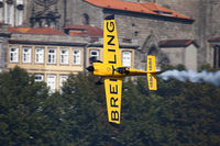 N540XS - Red Bull Air Race Porto 2009 - Nigel Lamb - by Juergen Postl