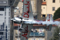 N541HA - Red Bull Air Race Porto 2009 - Hannes Arch - by Juergen Postl